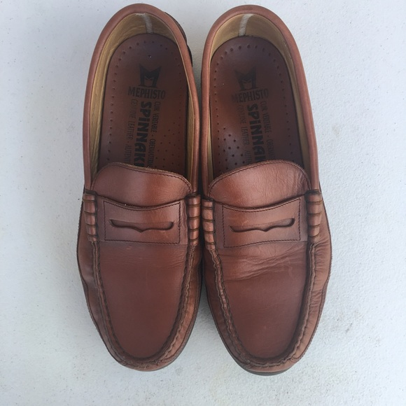 63bbc42879f Mephisto Shoes | Igor Genuine Leather Chestnut Winch 9 12 | Poshmark