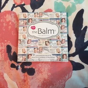 Customized The Balm Palette