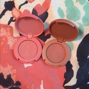 Small Tarte Blushes