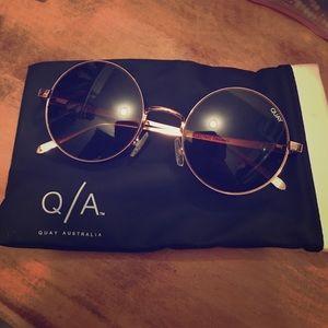 Quay Australia Electric Dreams sunglasses