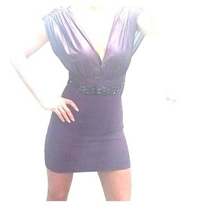 High end dress; like New! Only worn once
