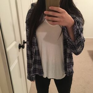 UO Softest Flannel BDG