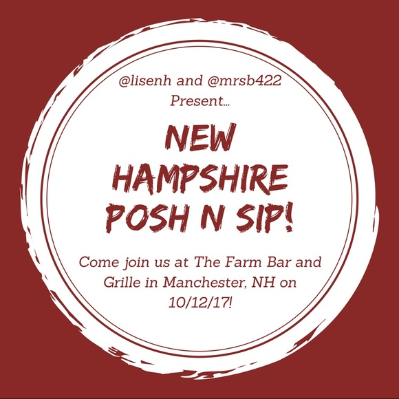 Posh N Sip Other - Posh N Sip event!