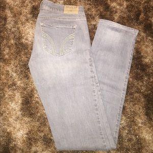 Denim - Hollister gray jeans