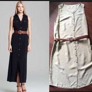 Michael Michael Kors shirt dress women's size m