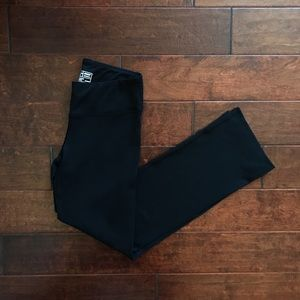 New Balance Black Flare Pants