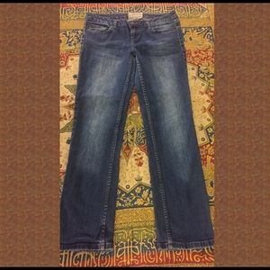 AMERICAN RAG JEANS, Juniors 7S, good used cond.