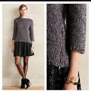 Moth funnelneck sweater from anthropology