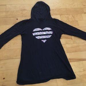 Nordstrom Heart Sweatshirt