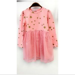 Other - Beautiful long sleeve dress for little girls