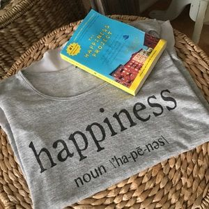 Happiness message T-shirt