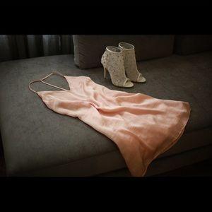 Valentine's Day ❤️ Blush Slip Dress