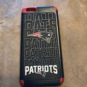 Accessories - Patriots IPhone 6s Plus case