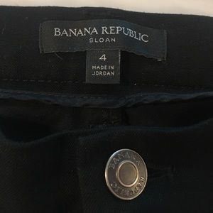 Banana Republic Sloan Bell Bottom Jeans
