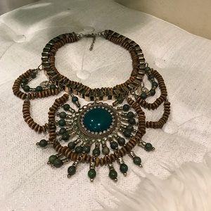 H&M statement piece necklace