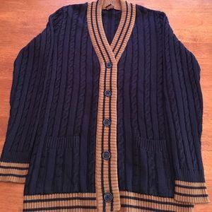Vintage Anne Klein Wool Cardigan
