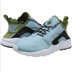 e073faca0435 Nike Shoes - NWT Nike Air Huarache Run Ultra SE Mica Blue WMNS