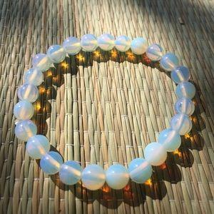 Opalite Crystal Bracelet