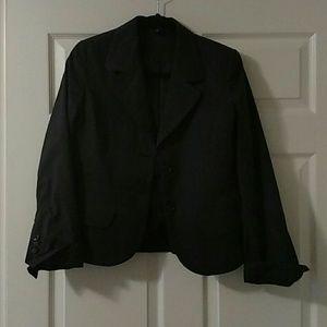 H&M charcoal grey blazer