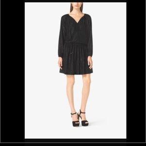 NWT Michael Kors Mini Black Dress