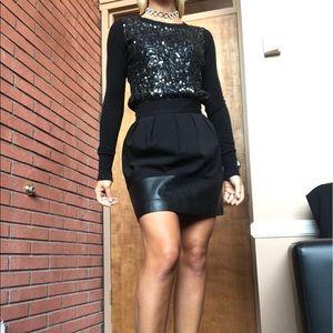 Zara skirt express top