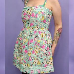 Iron Fist Dresses - Iron Fist Barbie Parts Dress