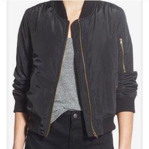 """Nordstrom's """"BP"""" bomber jacket"""