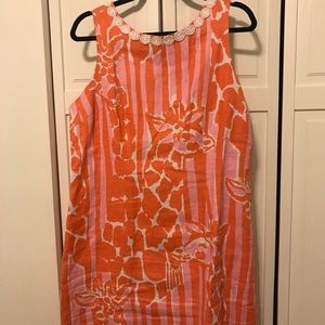 Lilly Pulitzer for Target linen dress