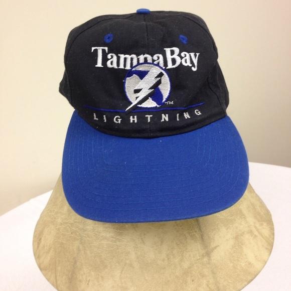 Tampa Bay Lightning Cap 1641897ebb86