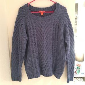 Chucky Knit Sweater