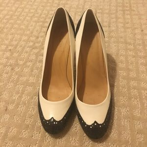J. Crew Mona Oxford Pumps