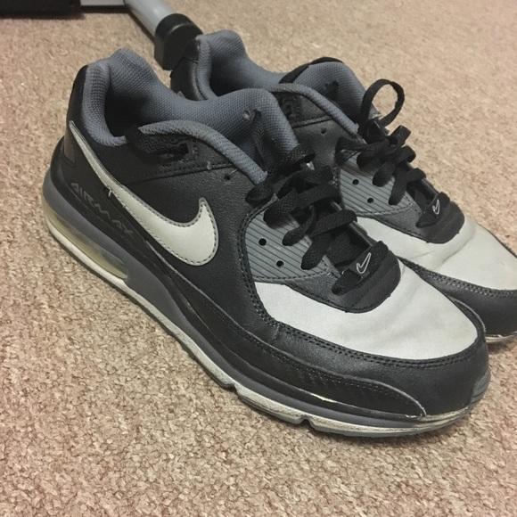 3dfeda4eddca08 Nike Air Max Wright Men Shoes Black Gray Size 10.5.  M 59c05be72de5123547019730