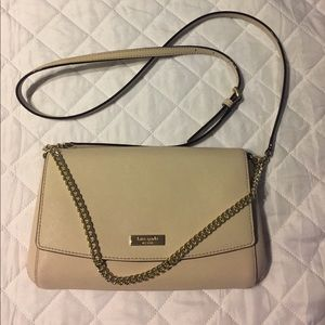 Kate spade cream crossbody bag