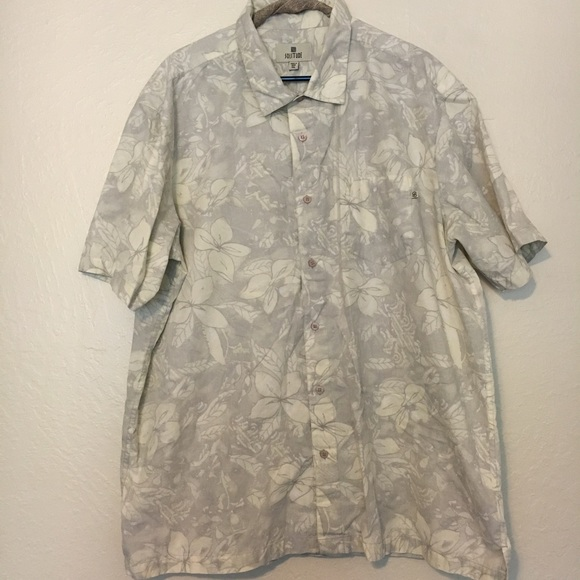 4d1c8fb1 Solitude Men's Hawaiian Shirt size XXL. M_59c05f1aeaf030172b01baf2