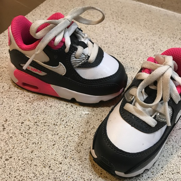 hot sale online fb56b 87502 Nike Air Max 90 (Toddler). M 59c06158620ff76a7301d1aa. Other Shoes ...