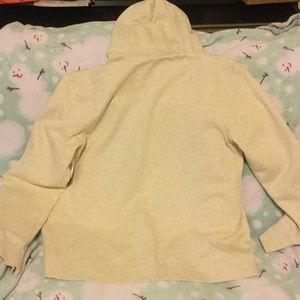 American Rag Shirts - American Rag Zippered Hooded Sweatshirt