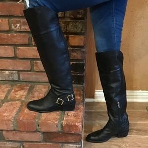 Vince Camuto knee boots