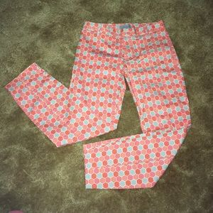 Adorable Gap Slim Cropped Ankle Pants Size 0