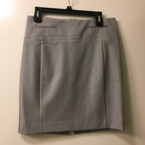 NWT Express Gray Pencil Skirt size 6