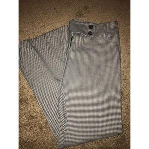 Pants - Houndstooth Dress Pants