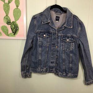 GAP Vintage Look Jean Jacket