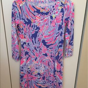 NWT Lilly Pulitzer Size xxs Shrimply Chic Sophie