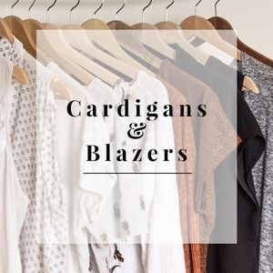 Jackets & Blazers - Cardigans & Blazers