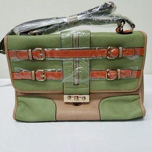 Melie Bianco Leather Bag