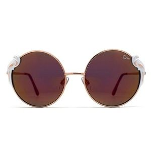 NWOT Quay Sunglasses | Poly