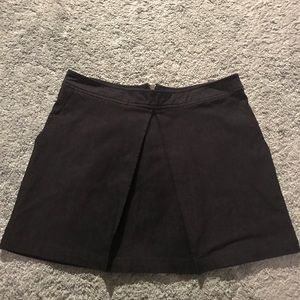 Urban Outfitters Black miniskirt