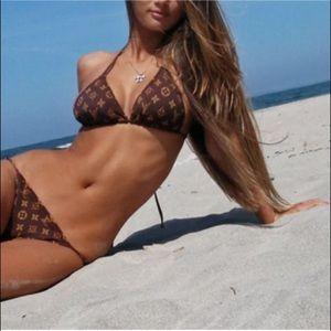 Other - Brown sexy bikini