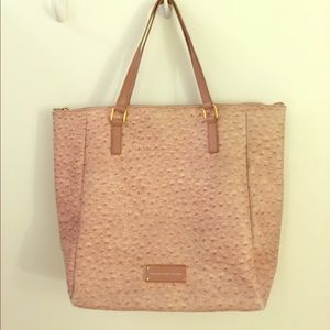 Marc by Marc Jacobs Take Me Ozzie Tote Pink