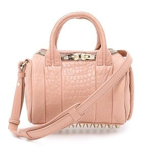 ⭐️FLASH SALE⭐️ALEXANDER WANG Mini Rockie in Blush
