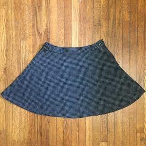 American Apparel wool circle skirt!